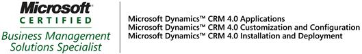 MS-BusinessManagementSolutionsSpecialist CRM